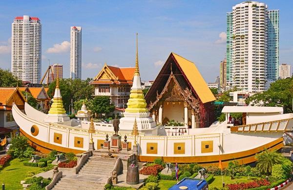 giá vé máy bay hà nội đi bangkok