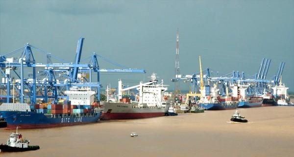 cảng biển xuất nhập khẩu hàng hóa