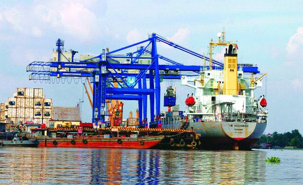công ty dịch vụ xnk hàng hóa đường biển
