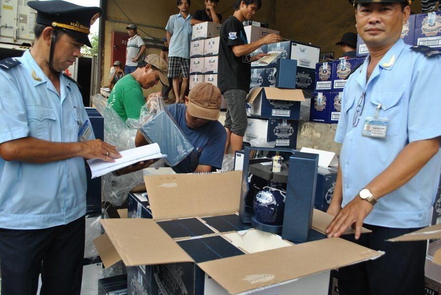 thủ tục hải quan xuất khẩu  hàng hóa chuyên nghiệp